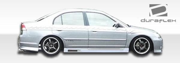 1994 honda civic sedan body kits