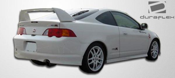 2002-2006 Acura RSX Type R Sideskirts Part: 100317. Brand: Duraflex