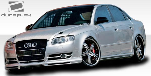 Audi Rs4 Wide Body Kit Audi a4 Body Kit