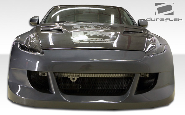 2009 2012 Nissan 370Z Duraflex Hot Wheels Complete Complete Body Kit
