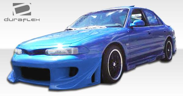 mitsubishi galant body kit - Mitsubishi Galant 2002 Body Kit