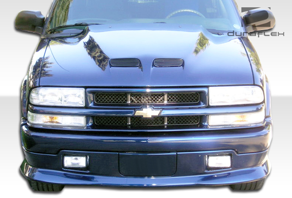 1998 2004 chevrolet s 10 blazer urethane xtreme front lip spoiler body kit. Black Bedroom Furniture Sets. Home Design Ideas