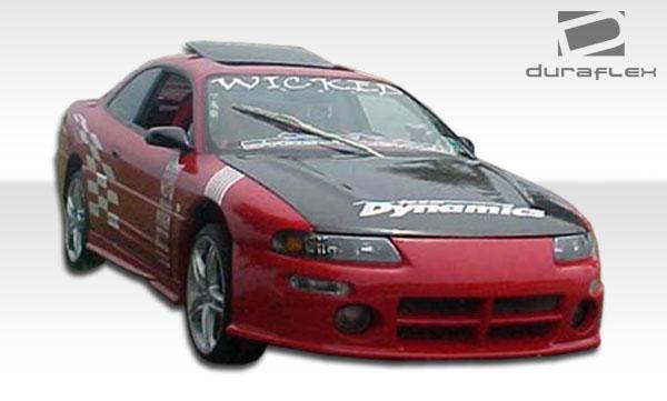 2004 chrysler sebring coupe front bumper cover