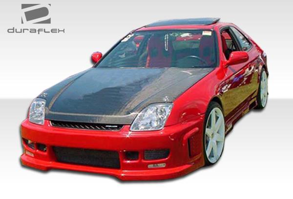 1997 Honda Prelude Interior. 1997-2001 Honda Prelude Spyder