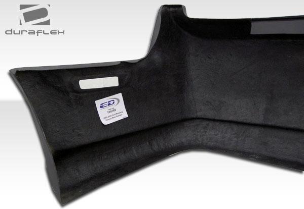 2005 2009 Ford Mustang Duraflex Eleanor Rear Bumper Body Kit