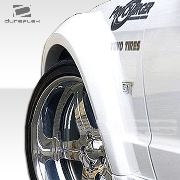 2005 2009 Ford Mustang Duraflex Hot Wheels Widebody Front Fenders Body