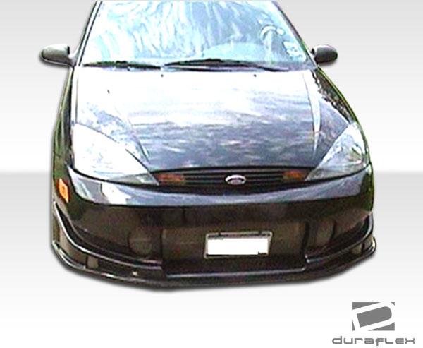 2000 2004 Ford Focus 4DR Buddy Body Kit Duraflex