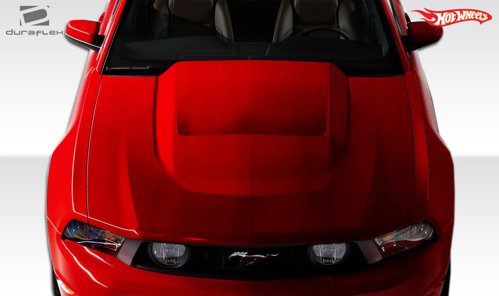 2010 Ford Mustang Hot Wheels Body 12pc Kit Duraflex