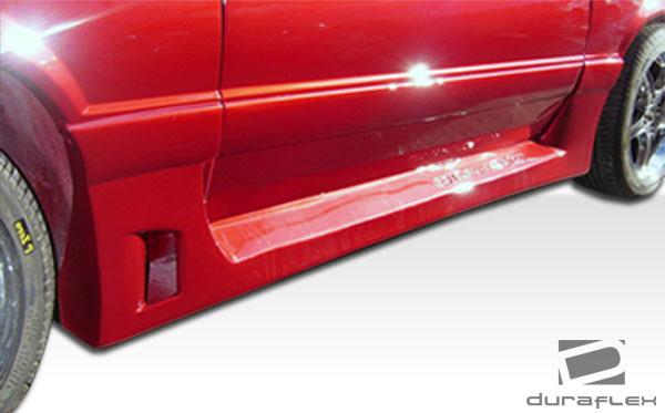 79 93 Ford Mustang GTX Side Body Kit