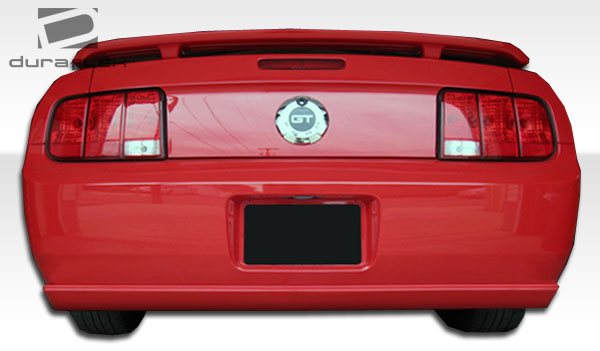 2005 2009 Ford Mustang Duraflex Eleanor Rear Bumper Body Kit