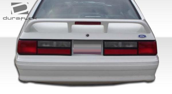 1979 1993 Ford Mustang Cobra R Rear Bumper Duraflex